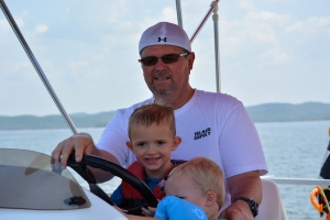 papa b barrett drive boat